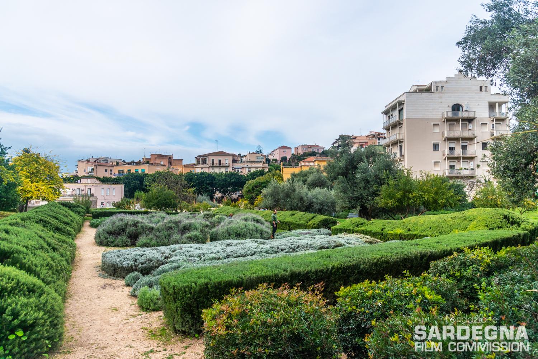 Cagliari - Orto dei Cappuccini - S.F. Locations